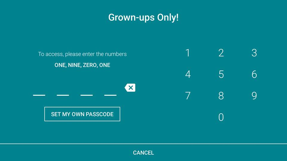Grown-up Password Access YouTube Kids.png